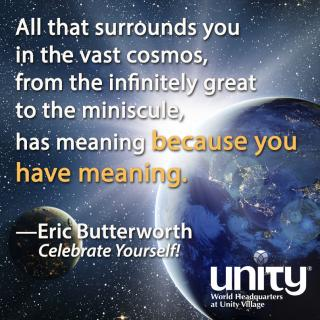 Eric Butterworth, Celebrate Yourself!
