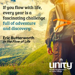 Eric Butterworth, In the Flow of Life
