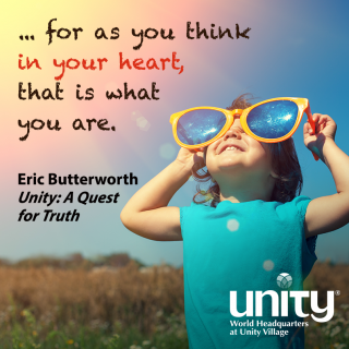 Eric Butterworth, Unity: A Quest for Truth