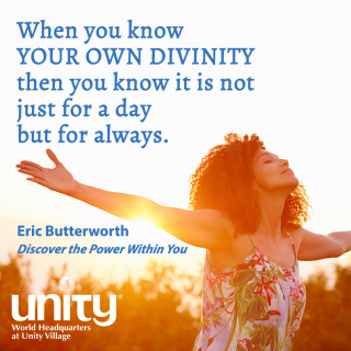 Eric Butterworth, Discover the Power Within You