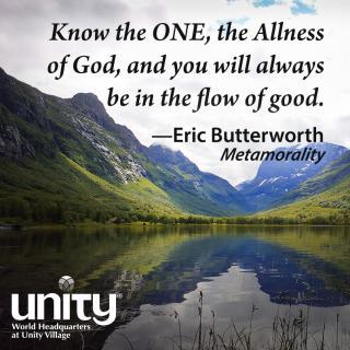 Eric Butterworth, Metamorality